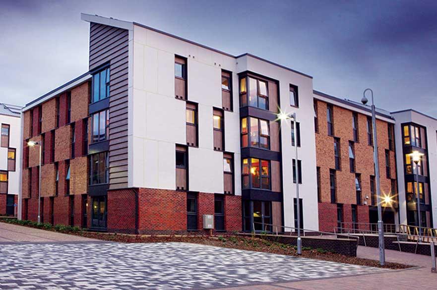 New Hall external