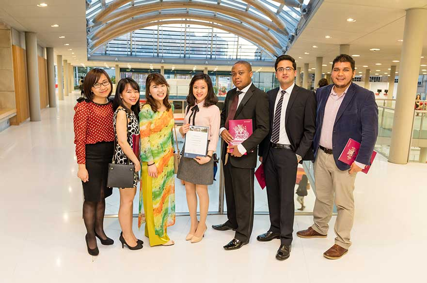 Scholarships evening for international students