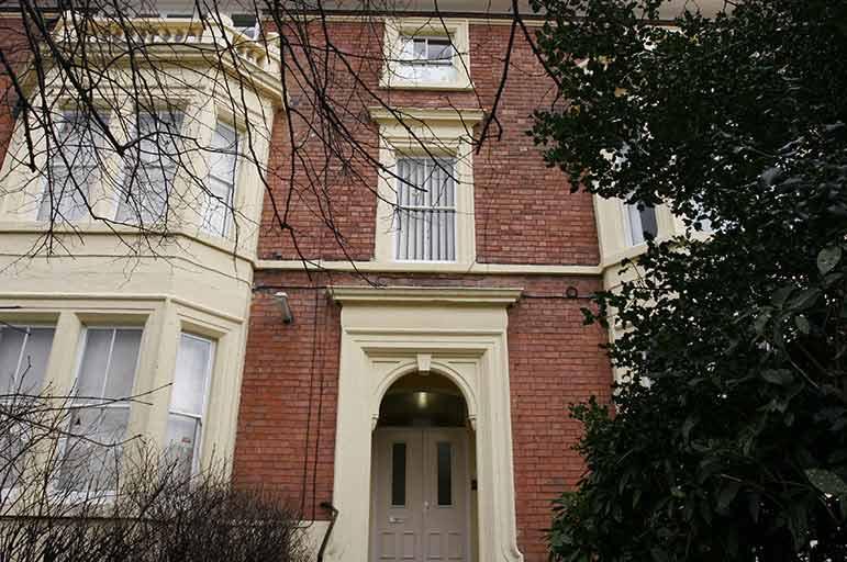 House on Peel Street
